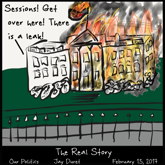 The Real Story February 15, 2017