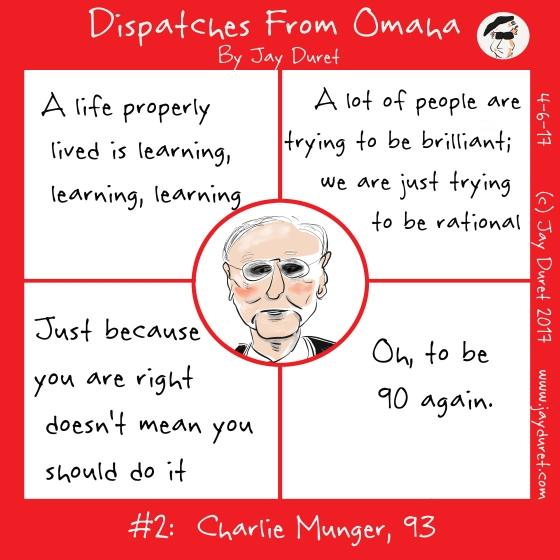 #2 Charlie Munger