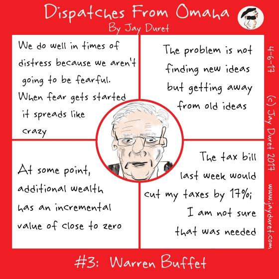 #3 Warren Buffet