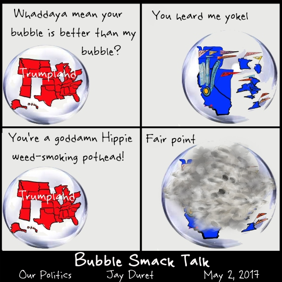 Bubble Smack Talk