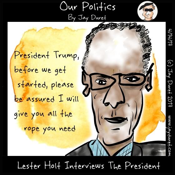 Lester Holt