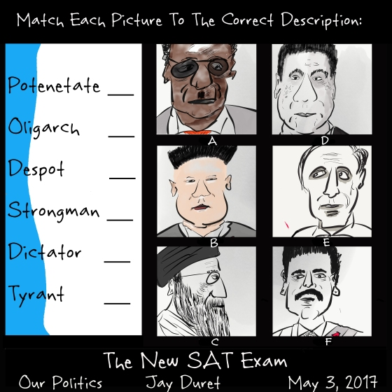 The New SAT Exam