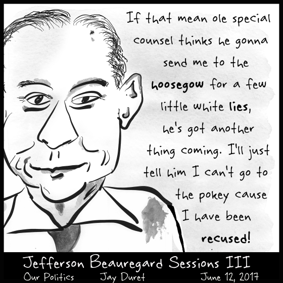 Jefferson Beauregard Sessions III
