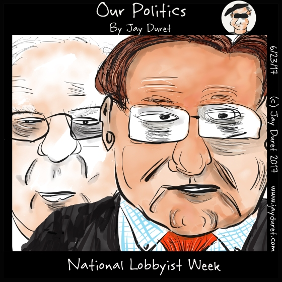 National Lobbyist Week