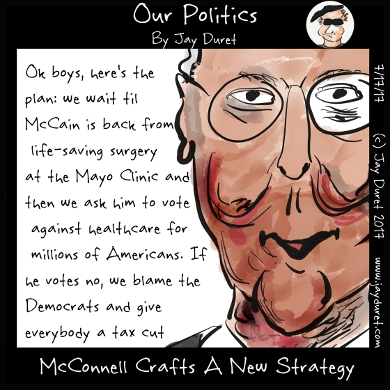 McConnell's Craft