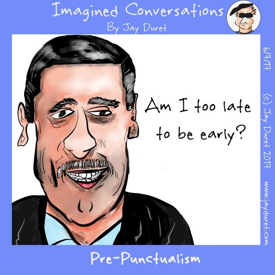 Pre-Punctualism