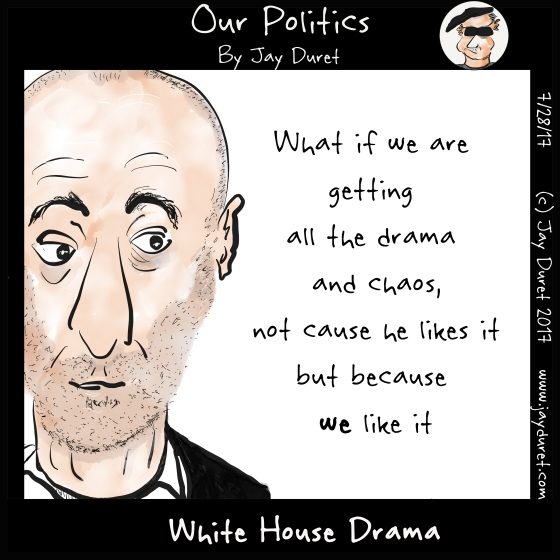 White House Drama