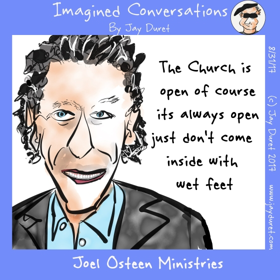 Joel Osteen Ministries