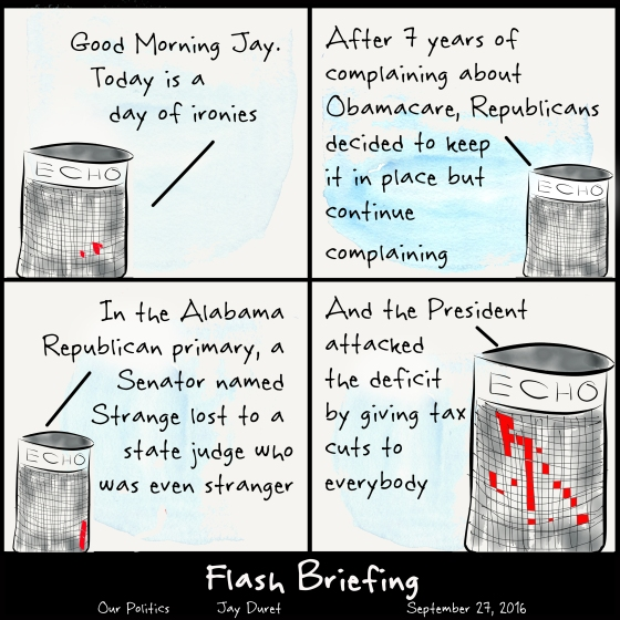 Flash Briefing