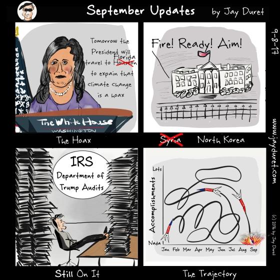 September Updates