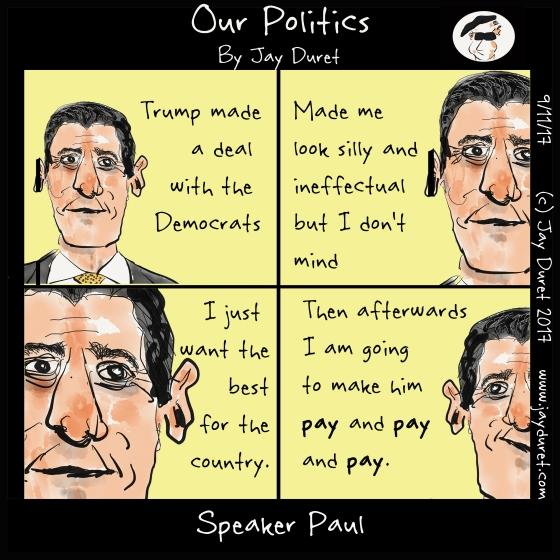 Speaker Paul