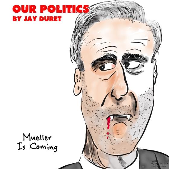 Mueller Is Coming 2