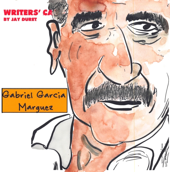 WC Garcia Marguez