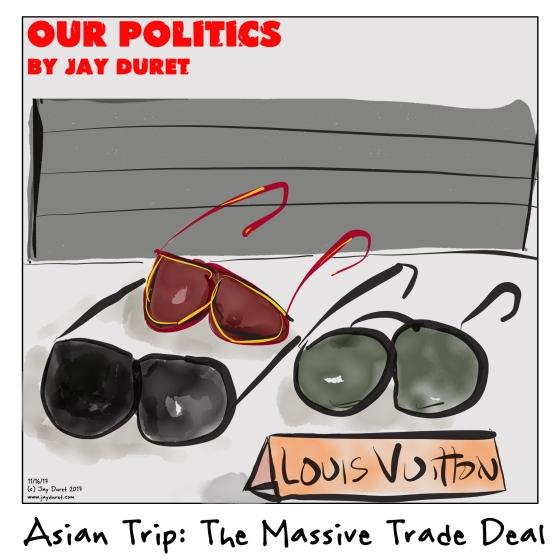 Asian Trip