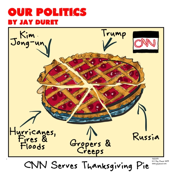 CNN's Thanksgiving Pie 2