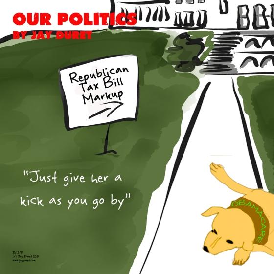 Dead Dog Obamacare
