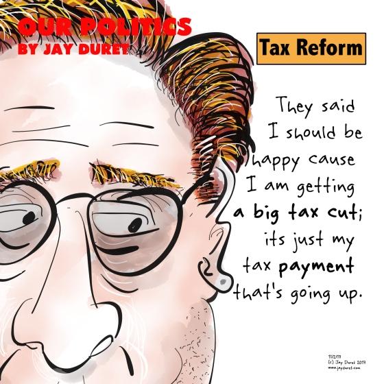 Tax Reform #3